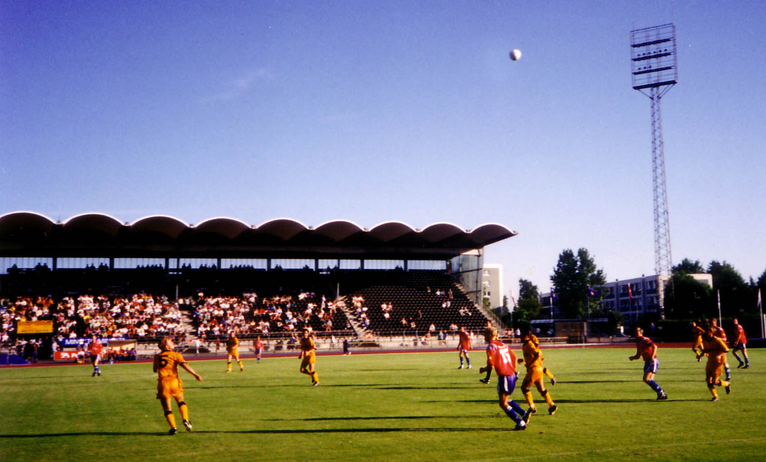 Wolves' victory over Hvidovre in Copenhagen.