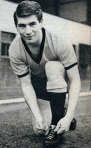 Des Horne in his Wolves hey-day.