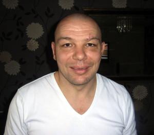 Darren Simkin in recent years.