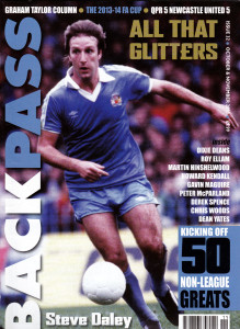 Right player, wrong kit......Steve Daley in Manchester City colours.