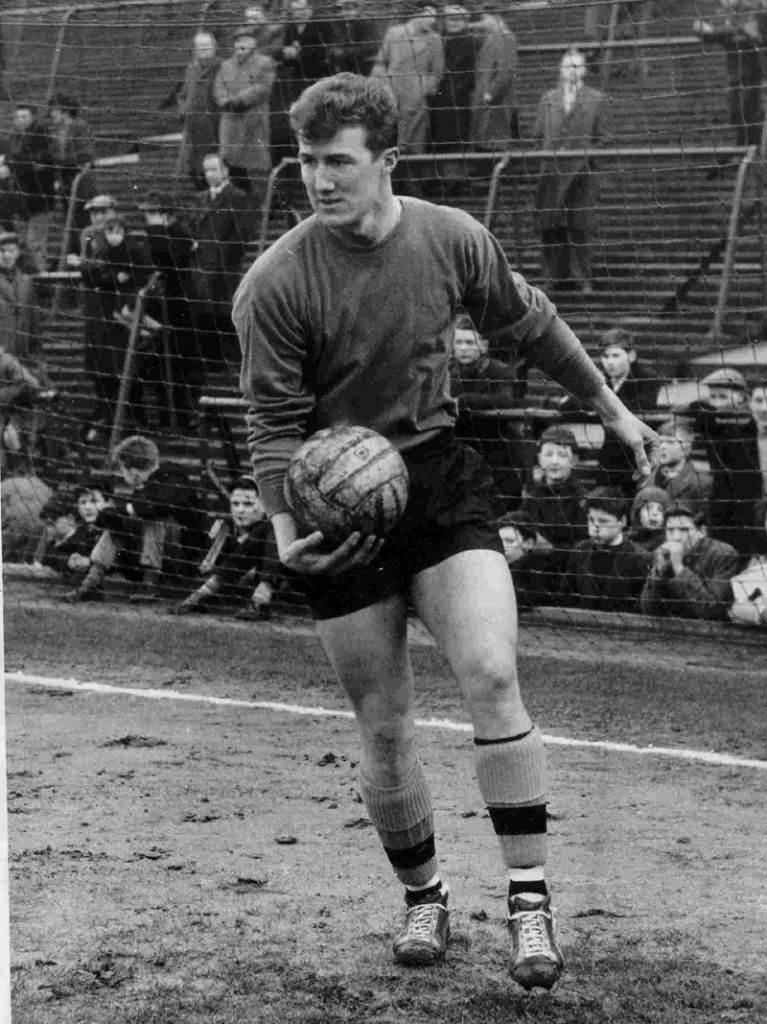 Fred Davies - a reliable last line of defence for the red rose county.