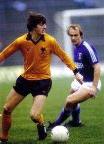 Clarke in action against Ipswich.