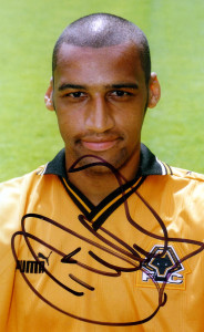 Dean Richards....took over from the injured Mike Stowell against Stoke in 1994-95.
