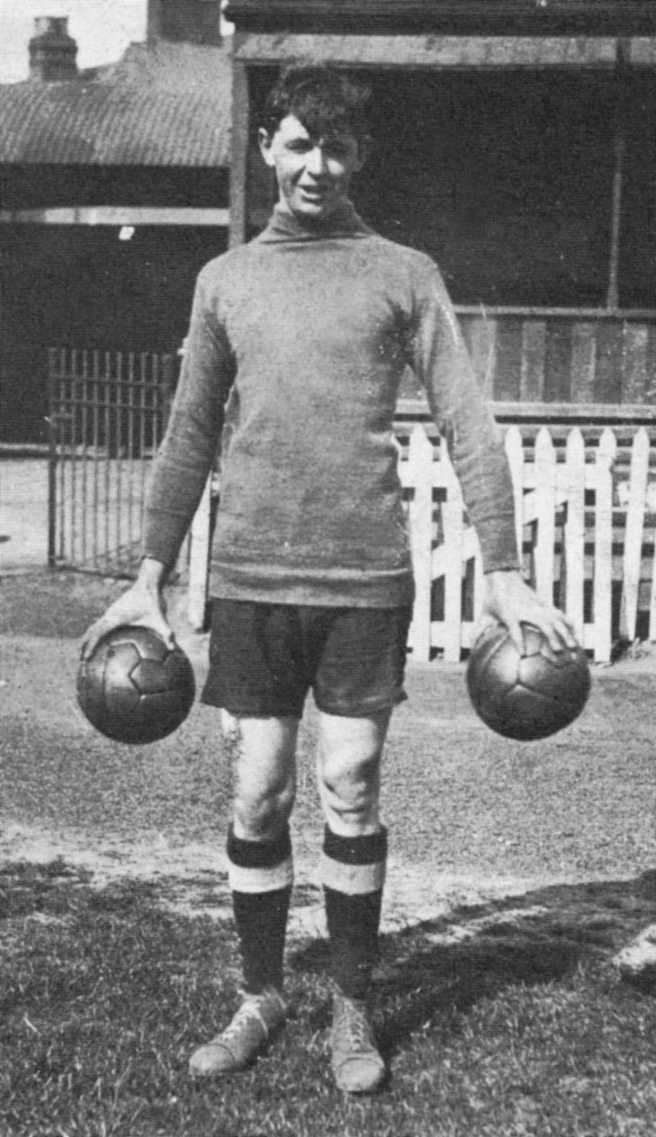A young Noel George.