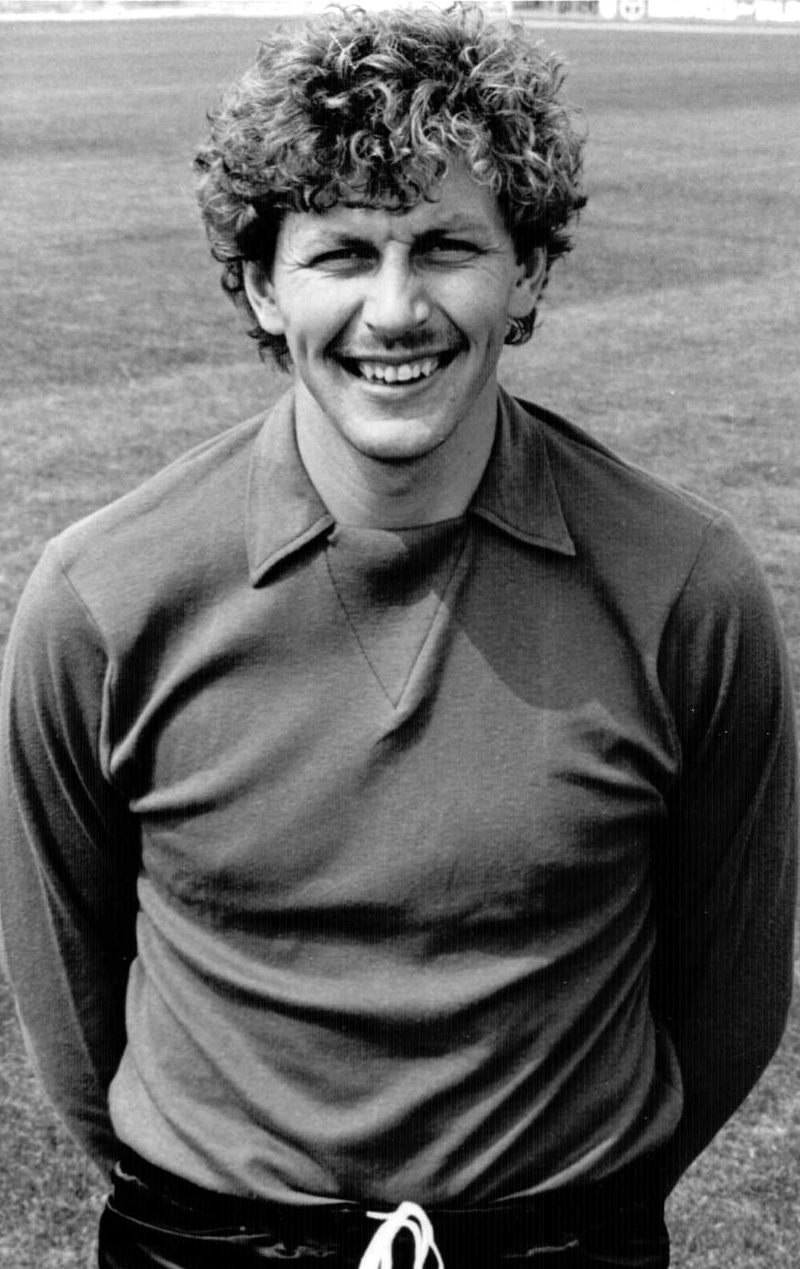 Mark Kendall in his pre-Molineux days.