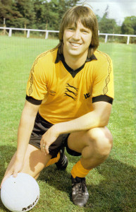 .....and as Wolves fans recall him best......