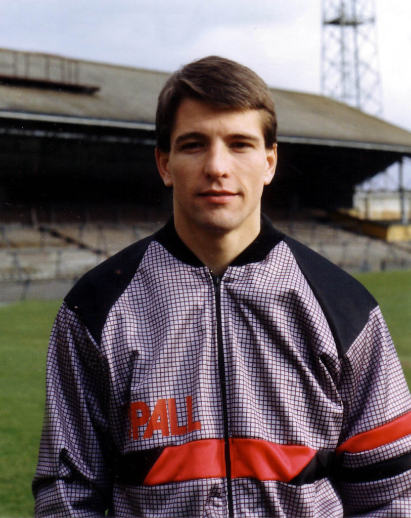 Ok, hands up......who really thought this fresh-faced lower-division player would grace a World Cup finals?