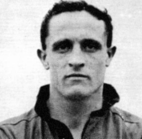 Elland Road match-winner Bill Morris.