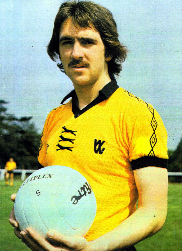John in his Wolves days.