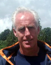 Mick McCarthy - the man who took Stearman to Molineux....and then to Ipswich.