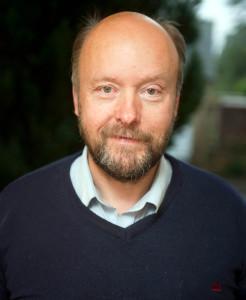 Author Martyn Pritchard.
