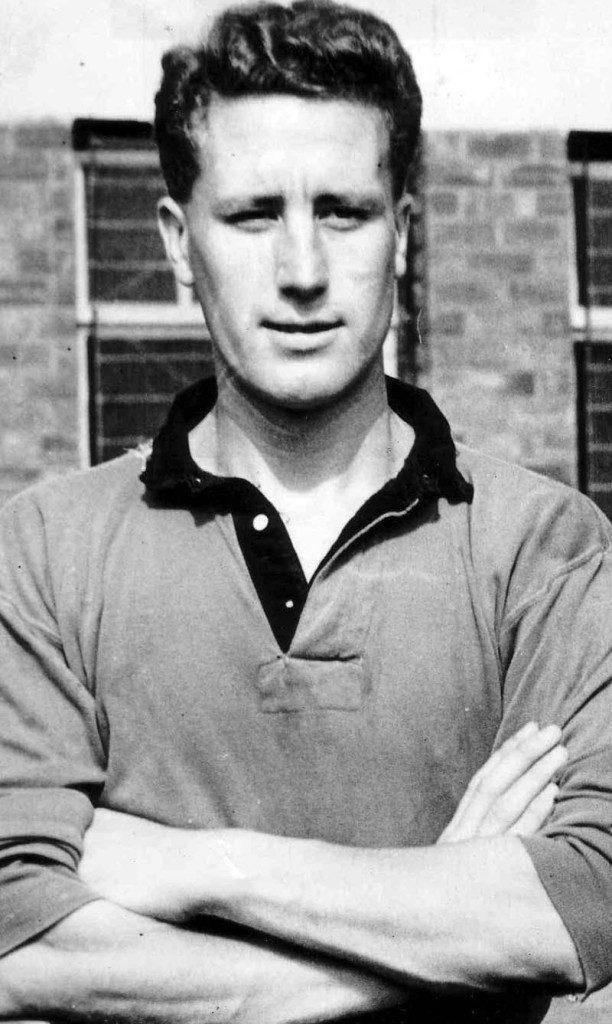 Roy Swinbourne....scourge of Honved.