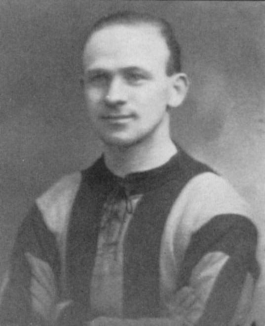 Sammy Brooks....scored two of Wolves' ten goals in their FA Cup rout of Watford in January, 1912.