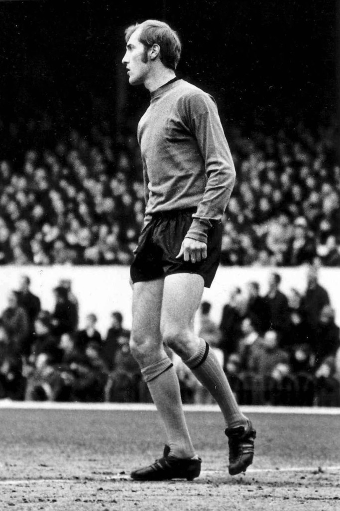 John Oldfield in action during a 19-game first-team career at Wolves that also contained a loan spell at Crewe.