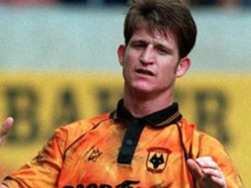 Andy Mutch......his strengths brought a change of Wolves' playing style.