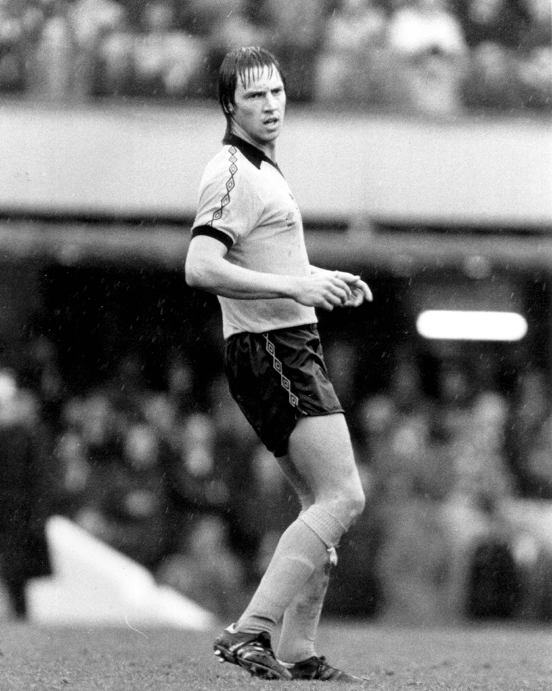 Martin Patching - Wolves' opening-day match-winner at Bristol City 38 seasons ago.