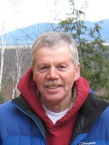 Vic Povey in recent years.