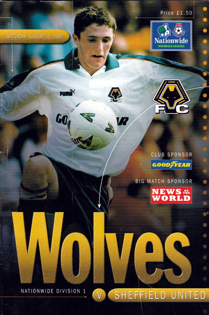 A new star is born....Robbie Keane is introduced on the front cover the week after his sensational two-goal Wolves debut at Norwich.