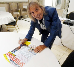The extraordinary Alain Robert.