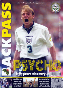 Look for the cover showing Forest's Psycho!