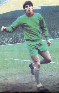 Phil Parkes, as Wolves fans will remember him from the late 1960s.