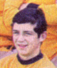 The young Alan Murray as a Wolves hopeful.