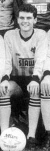 Matt Forman during his brief Wolves first-team career.