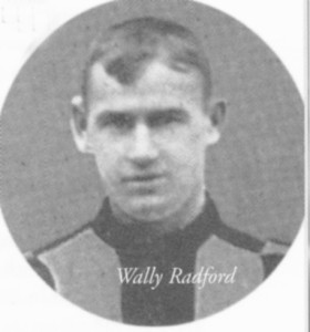 Walter Radford....the first of many!