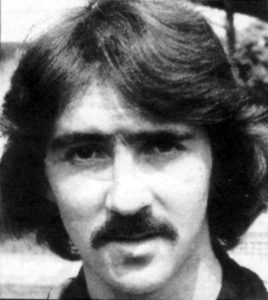 John Black in his days as a Molineux hopeful.