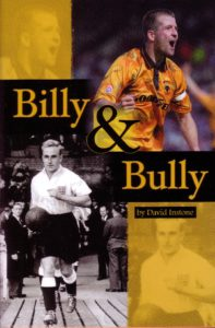 One of the past titles written in tribute to Wolves' highest ever goalscorer....