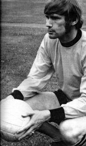 Dave Wagstaffe....scourge of the full-backs.