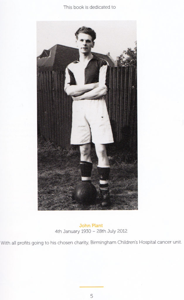 The man in whose memory 'They Wore The Shirt' has been produced.