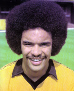 The young and easily identifiable George Berry.